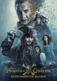Piratii din caraibe. Razbunarea lui Salazar, litera