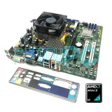 Super Pret! Kit AMD Athlon II X2 250 3GHz + Placa de baza + 4GB RAM GARANTIE !, Pentru AMD, AM2, DDR2, Acer