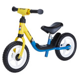 Bicicleta fara pedale Run 10 Boy galbenalbastru, Kettler