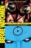 Before Watchmen: Nite Owl/Dr. Manhattan, Paperback