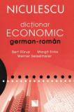 Dictionar economic german-roman, niculescu