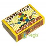 Matchbox Puzzle - Snooker Balls