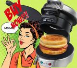 Aparat pentru sandwich Sandwich maker mic dejun