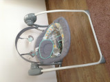 Balansoar bebe, Gri