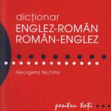 Dictionar englez-roman/roman-englez pentru toti (50.000 cuvinte si expresii), niculescu