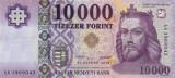 UNGARIA █ bancnota █ 10000 Forint █ 2015 █ P-206b █ UNC █ necirculata
