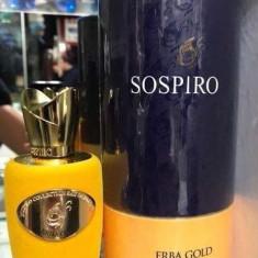 PARFUM TESTER Sospiro Erba Gold 100ml Unisex, 100 ml