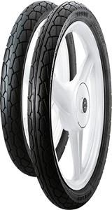 Motorcycle Tyres Dunlop D 104 ( 2.75-17 TT 41P Roata spate ) foto