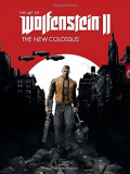 The Art of Wolfenstein II: The New Colossus, Hardcover
