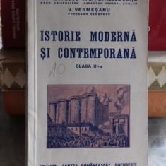 ISTORIE MODERNA SI CONTEMPORANA - GR. FLORESCU
