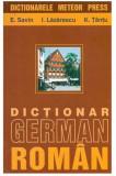 Dictionar german-roman, Meteor Press