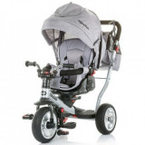 Tricicleta pentru copii 1-5 Ani Chipolino Nextro Grey