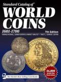 Standard Catalog of World Coins, 1601-1700, Paperback