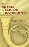 The History of Musical Instruments, Paperback
