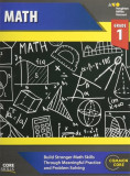 Steck-Vaughn Core Skills Mathematics: Workbook Grade 1, Paperback