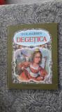 DEGETICA - H.C. Andersen  STARE FOARTE BUNA .EDITIE CARTONATA !