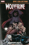 Wolverine Epic Collection: Madripoor Nights, Paperback