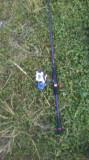 Lanseta spinning Okuma LureMania 1.90m 10-30gr , mulineta spinning Mifine