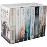 Assassin's Creed Series - Books 1 to 8 Slipcase | Oliver Bowden