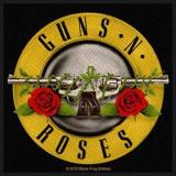 Patch Guns N' Roses - Bullet Logo