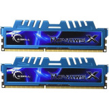 Memorie GSKill RipjawsX Blue 8GB DDR3 2133 MHz CL9 Dual Channel Kit