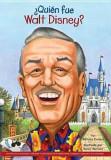 Quien Fue Walt Disney? = Who Was Walt Disney?, Paperback