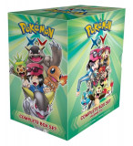 Pokemon X-Y Complete Box Set: Includes Vols. 1-12, Paperback