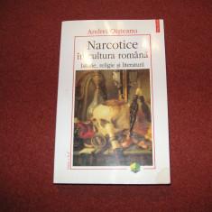 Narcotice in cultura romana. Istorie, religie si literatura - A. Oisteanu