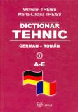 Dictionar tehnic German-Roman Vol. 1-4