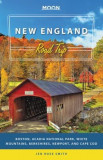 Moon New England Road Trip: Boston, Acadia National Park, White Mountains, Berkshires, Newport, and Cape Cod, Paperback
