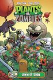 Plants vs. Zombies Volume 8: Lawn of Doom, Hardcover