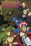 Zombies Assemble Vol. 2 Manga, Paperback