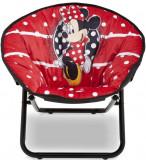 Fotoliu pliabil pentru copii Minnie Mouse