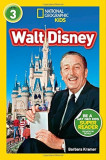 National Geographic Readers: Walt Disney, Paperback