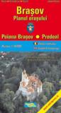 Brasov - planul orasului. Poiana Brasov. Predeal