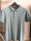 Tricou Polo Zara Man, S, Verde