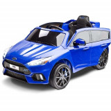 Masinuta Electrica Ford Focus RS 12V cu Telecomanda Blue, Toyz by Caretero