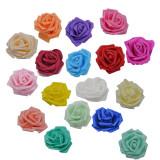 Trandafiri artificiale 30 buc de flori pentru decorarea evenimentelor