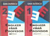 Dutescu Engleza fara profesor 2 volume seria 1