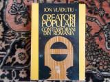 Creatori populari contemporani din Romania - Ion Vladutiu