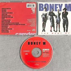 Boney M - The Best Of Boney M CD (1997), BMG rec