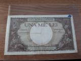 ROMANIA - 1000 LEI -  1936 . Cel mai mic pret !! (1)
