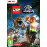 LEGO Jurassic World PC, include Gallimimus Trap Lego mini TOY, NOU Sigilat