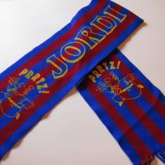 Fular (vechi`95) fotbal - FC BARCELONA (JORDI Cruyff)