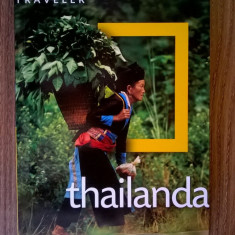 Thailanda National Geographic Traveler (Col. Adevarul)