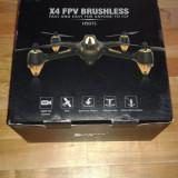 Drona Hubsan x4 H501S Quad-Copter FPV, GPS, Motoare Brushless