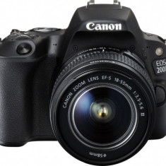 PHOTO CAMERA CANON 200D KIT EFS18-55IS 2250C002AA