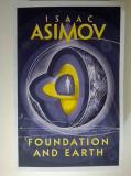 Isaac Asimov – Foundation and Earth