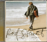 Rod Stewart - Time CD, capitol records
