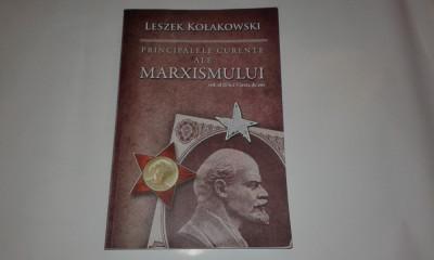 LESZEK KOLAKOWSKI - PRINCIPALELE CURENTE ALE MARXISMULUI   vol.2. Varsta de aur foto